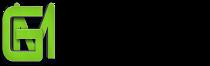 Grön & Mattisson Flytt & Trädgård Logotyp